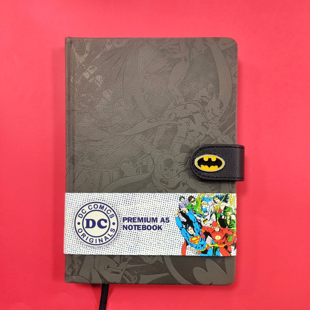 Блокнот лицензионный Бэтмен