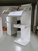 Локтевой дозатор (металлический корпус)