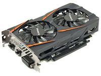 GIGABYTE ATI AMD Radeon RX 560 Gaming OC 4096 Mb