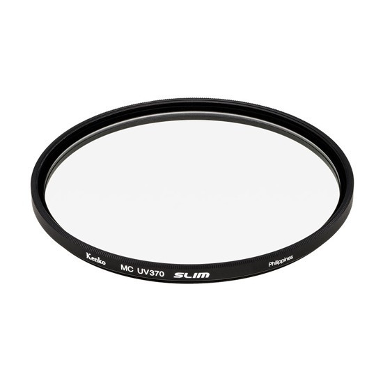Фильтр ультрафиолетовый для объектива Kenko 58S UV370 SLIM ( 58 мм, Black)
