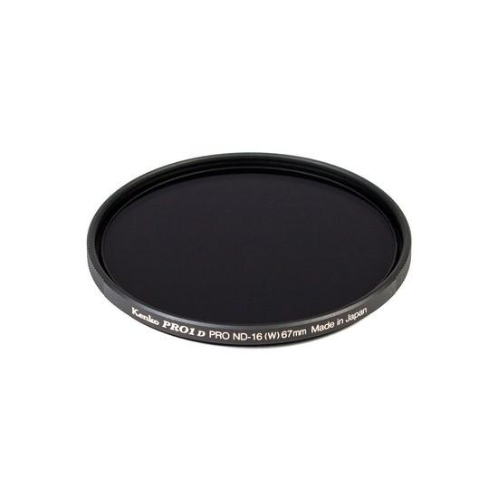 Фильтр нейтрально-серый (ND16) для объектива Kenko 67S PRO1D ND16 (67 мм, Black)