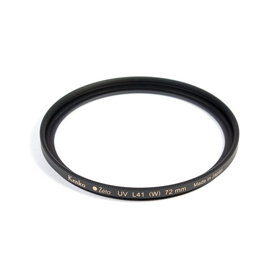 Фильтр ультрафиолетовый для объектива Kenko 72S ZETA UV L41 ( 72 мм, Black)