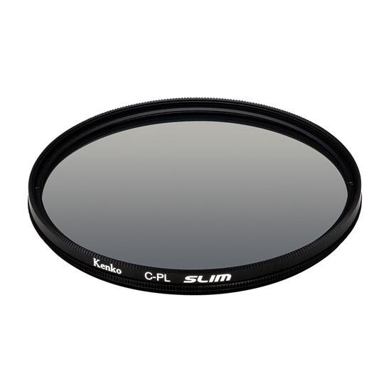 Фильтр поляризационный для объектива Kenko 77S Circular PL SLIM (77 мм, Black)