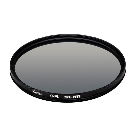 Фильтр поляризационный (CPL) для объектива Kenko 72S Circular PL SLIM (72 мм, Black)