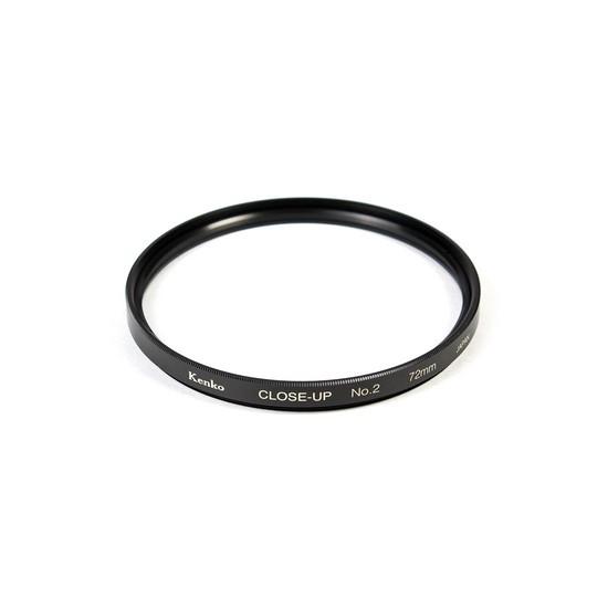 Фильтр макрофильтр 2 дптр для объектива Kenko 72S CLOSE-UP NO.2 (72 мм, Black)