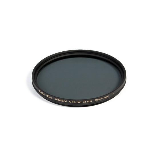 Фильтр поляризационный (CPL) для объектива Kenko 72S ZETA C-PL (72 мм, Black)