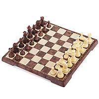 Игры. набор 2в 1 шахматы и шашки 138-008