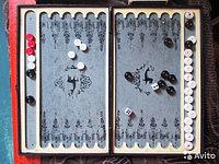 Игры. Нарды магнитные,походные 539-010