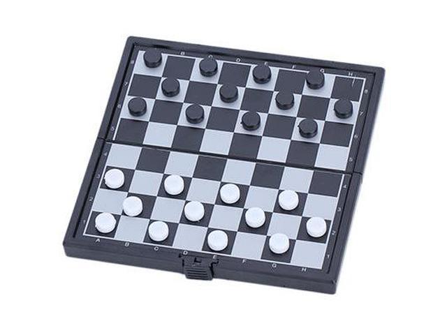 Игры. Шашки Магнитные Дорожные 139-001
