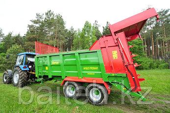 Разбрасыватель органических удобрений Pronar N162/2, фото 2