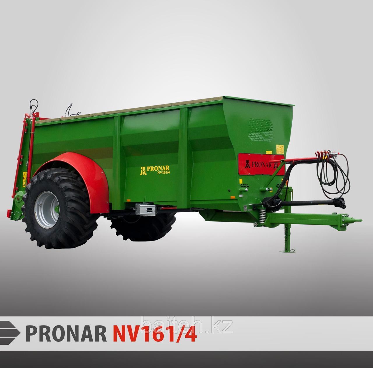 Разбрасыватели органических удобрений Pronar NV161