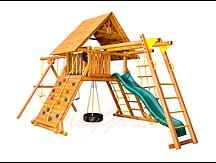 """Игровая площадка """"Playgarden Original Castle II"""" с рукоходом"""