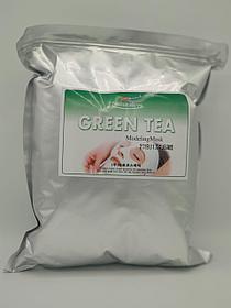 Альгинантная маска Зеленый чай для жирной и проблемной кожи 1 кг .