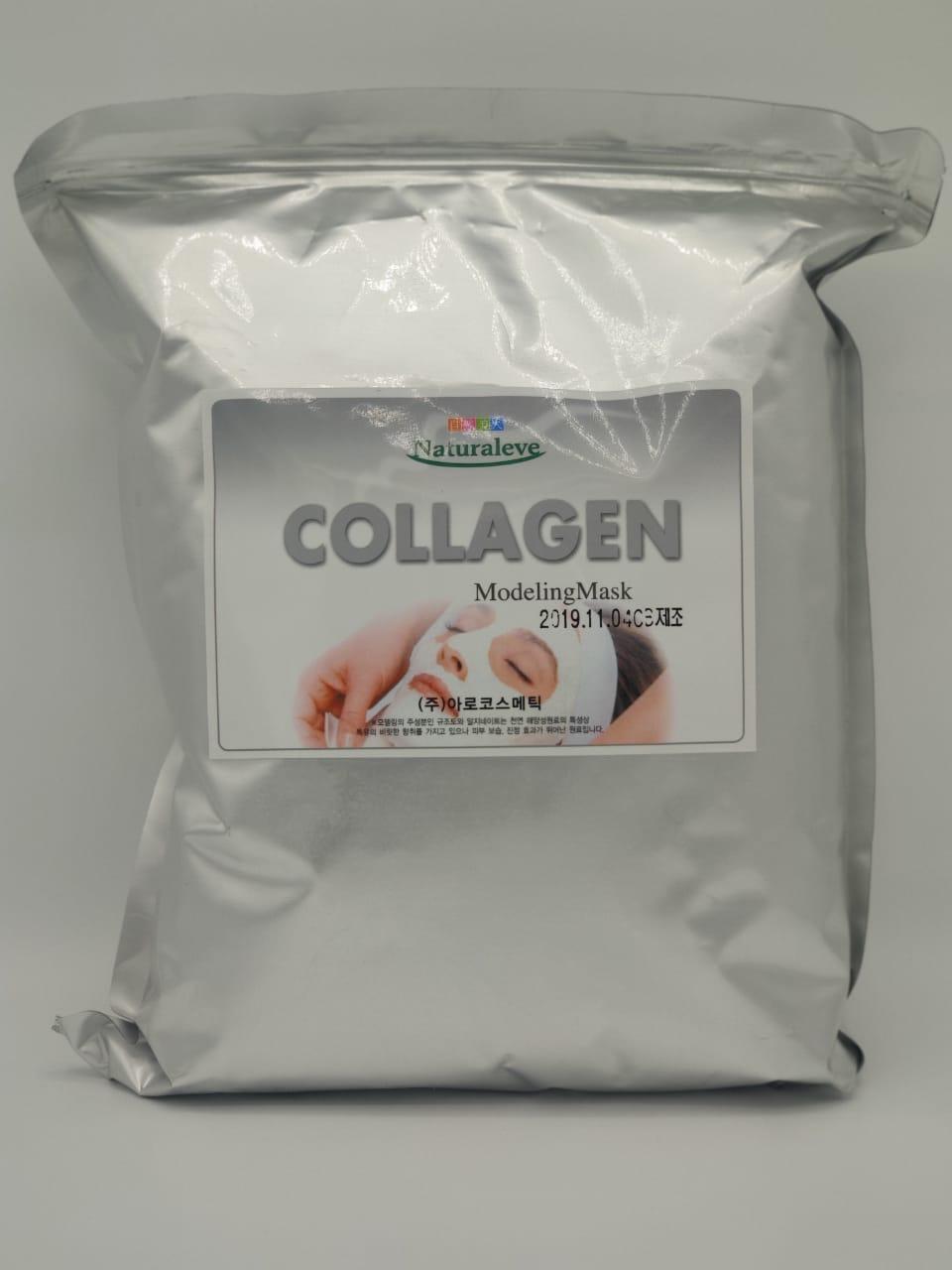 Коллагеновая альгинатная маска (COLLAGEN MODELING MASK) 1 кг