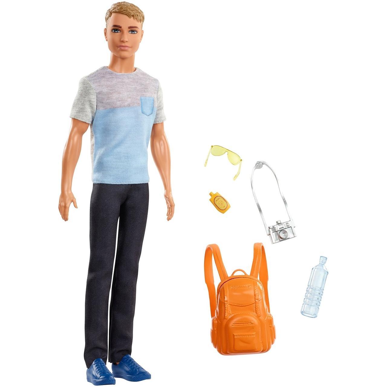 """Barbie Игровой набор """"Путешествие Кена"""", Барби"""