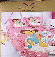 Детский комплект постели Даша