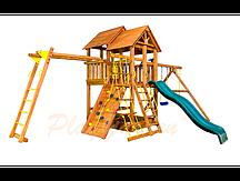 """Игровая площадка """"Playgarden SkyFort II стандарт"""" с рукоходом"""