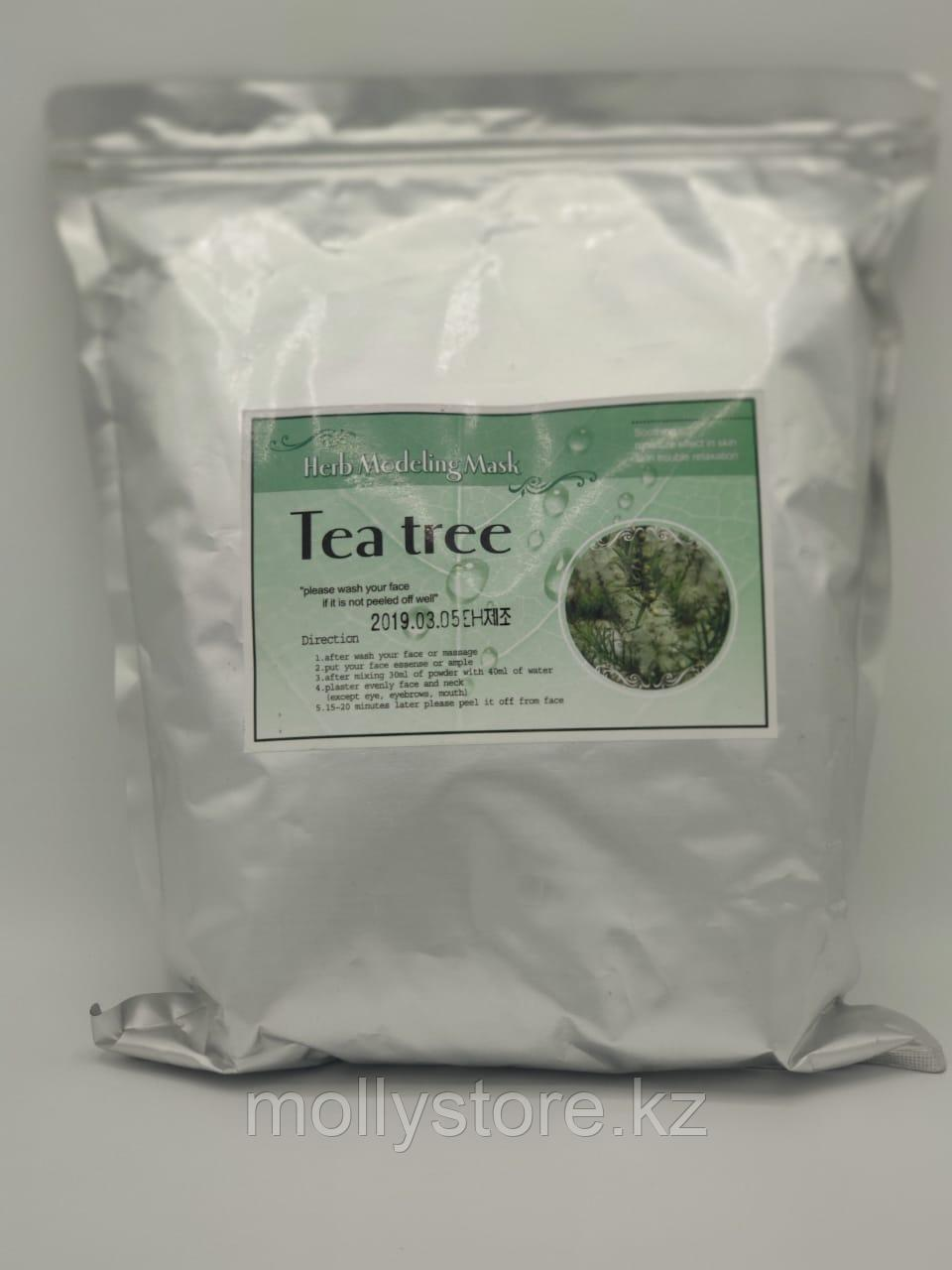 Альгинантная маска на основе чайного дерева для жирной и проблемной кожи 1 кг .