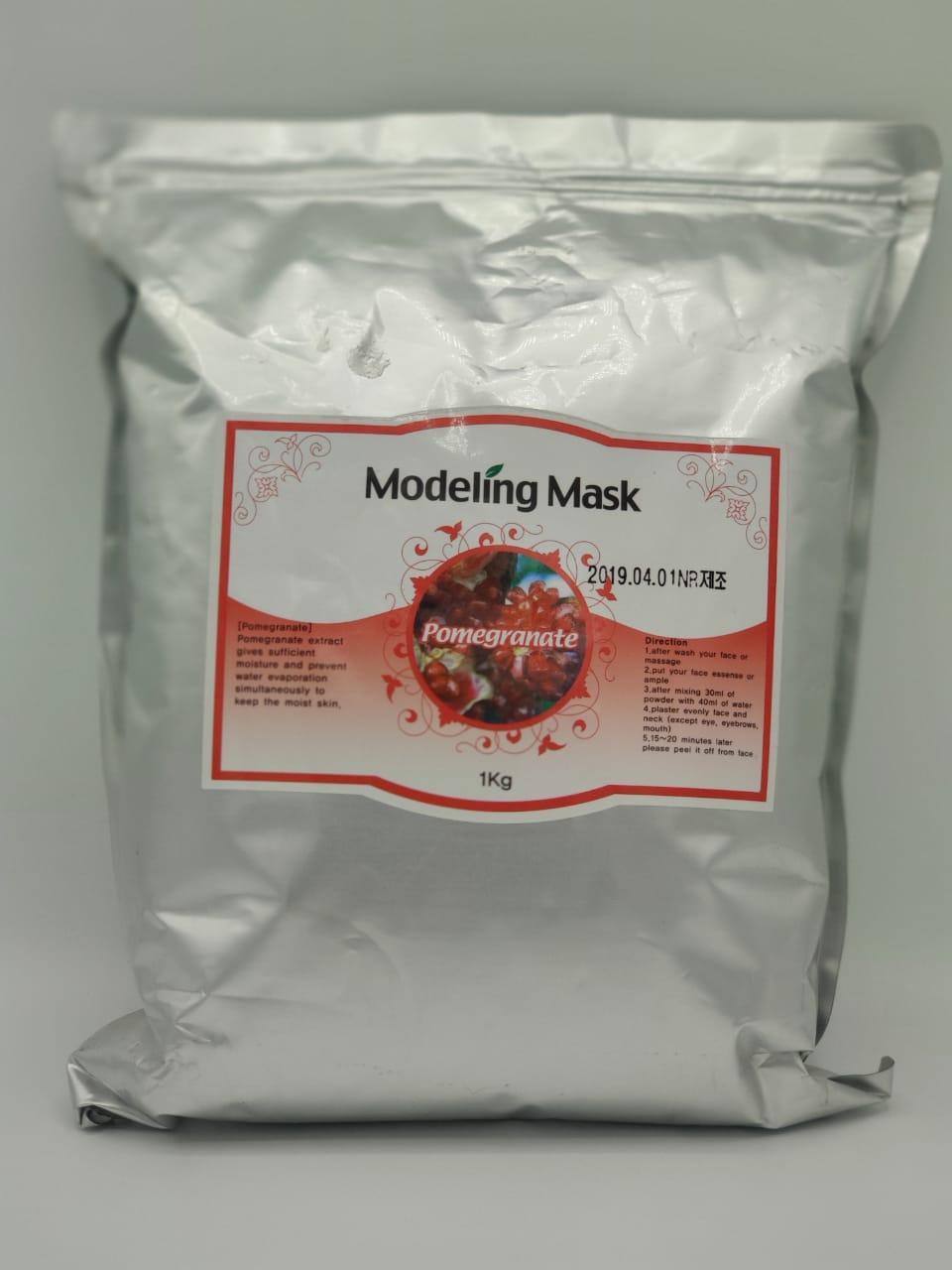 Альгинатная маска с гранатом (EMERALD POMEGRANATE MODELING MASK) 1кг