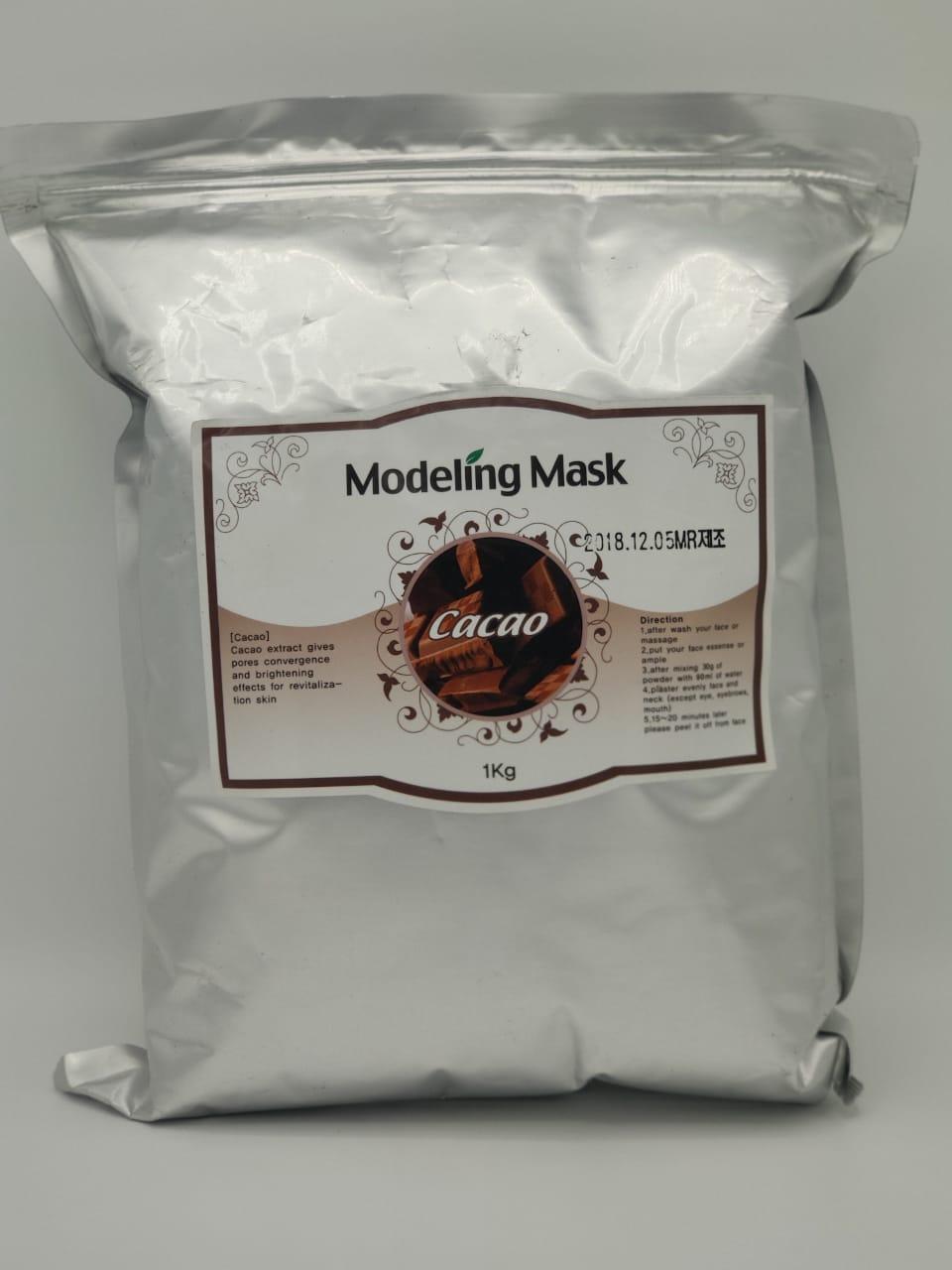 Альгинатная маска с какао (EMERALD CACAO MODELING MASK)1кг