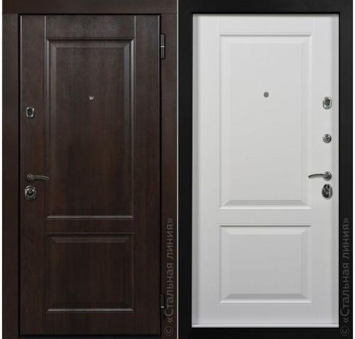 Дверь входная металлическая утепленная Николь