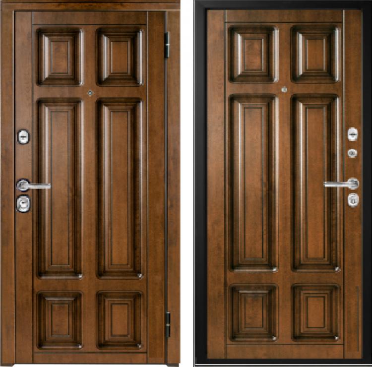 Металлические двери Кардинал