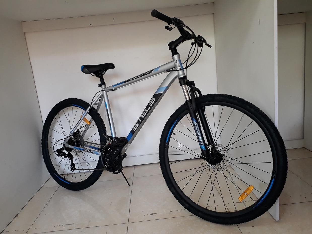 Велосипед Stels Navigator 900 MD. Найнер. 29 колеса