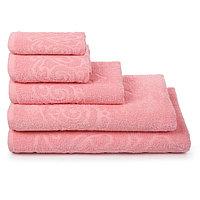 Полотенце махровое Romance ПЛ-2601-04353 цв. 12-1708 розовый, 50х90,хл.100%, 330 гр.