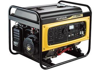 Генератор бензиновый KIPOR KGE6500x3
