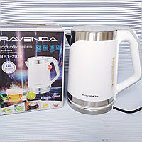 Электрический чайник Ravenda RST-2020, 2 литра., фото 1