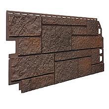 Фасадная панель VOX SOLID SANDSTONE. КАЖДАЯ 10-я ПАНЕЛЬ В ПОДАРОК до 1.10 DARK BROWN