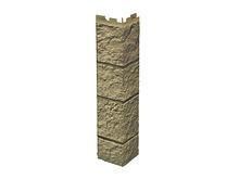 Угол наружный для фасадных панелей VOX SOLID SANDSTONE LIGHT BROWN