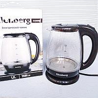 Электрический чайник 1,8L. Elenberg W-K18465G., фото 1