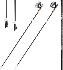 Карбоновые палки фиксированной длины LEKI PACEMAKER LITE  black (105-125)