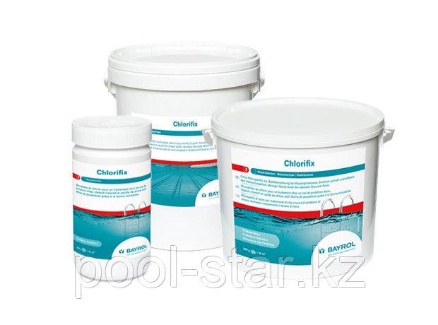 Быстрорастворимые гранулы дихлора Chlorifix