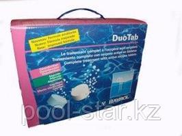 Таблетки концентрированного активного кислорода с противоводорослевым эффектом Duo Tab