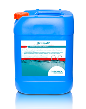 Жидкий активный кислород, для дезинфекции BayroSoft