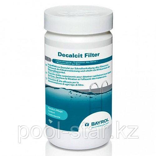 Порошок для очистки песочных фильтров Decalcit Filter