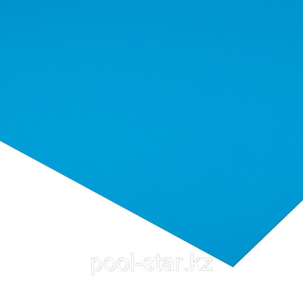 Лист металлический, ярко голубой 2,0 х 1,0 м