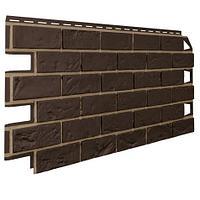 Фасадные панели VILO (крашенные швы) BROWN