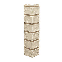 Угол наружный для фасадных панелей VILO BRICK (крашенные швы)