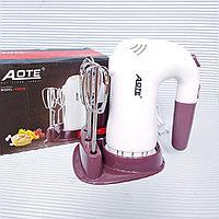 Миксер ручной с подставкой AOTE A-5215., фото 1