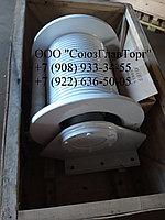 Грузовая лебедка автокранов Челябинец, КС-45721, КС-55732