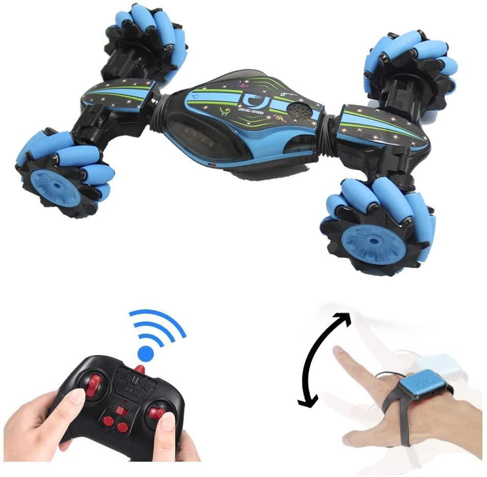 Машинка на радиоуправлении Stunt car remote control