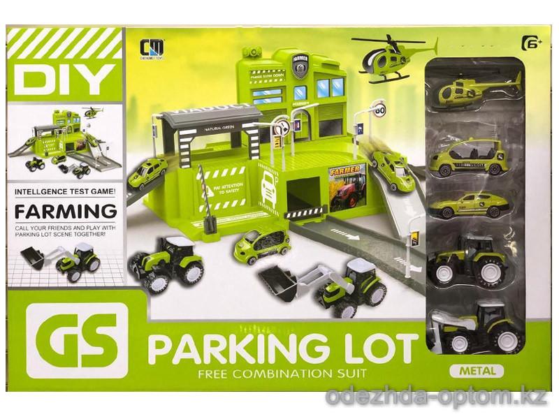 Игрушечная парковка Parking Lot Free Combination suit