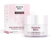 Крем-сыворотка для сухой кожи день/ночь Diamond Rose