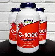 Now Foods, Витамин C-1000, 250 капсул