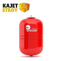 Бак расширительный мембранный WRV д/отопления 100 л/5 бар, 1 н.р, Wester