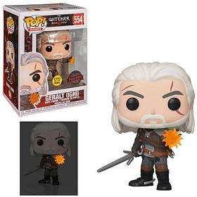 Funko Pop Geralt (Igni) - 554