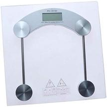 Весы наполные электронные стеклянные Personal Scale {до 180 кг} (Круг), фото 2